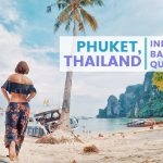 Backpacking Indochina: Phuket, Thailand for A Day (Phi Phi and Krabi Islands)