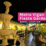 Where to Stay in Ilocos: Metro Vigan Fiesta Garden Hotel