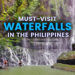 8 Must-Visit Waterfalls in the Philippines