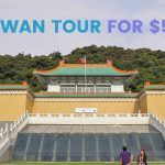 3-Day Taiwan Tour for Only $599