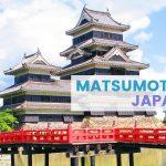 QUICK GUIDE: MATSUMOTO