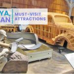 NAGOYA ATTRACTIONS FOR FIRST-TIMERS
